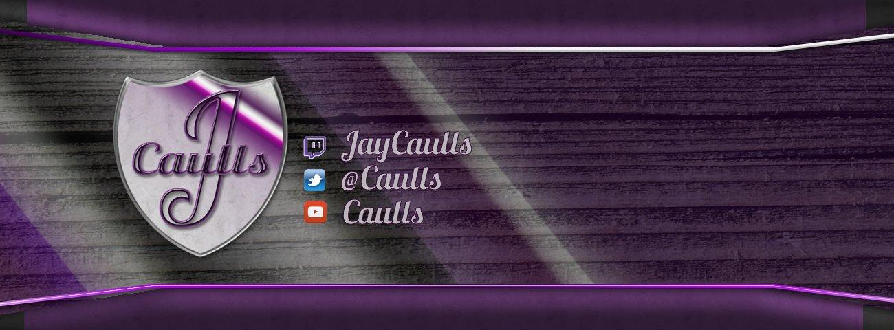 Jay Caulls social media banner