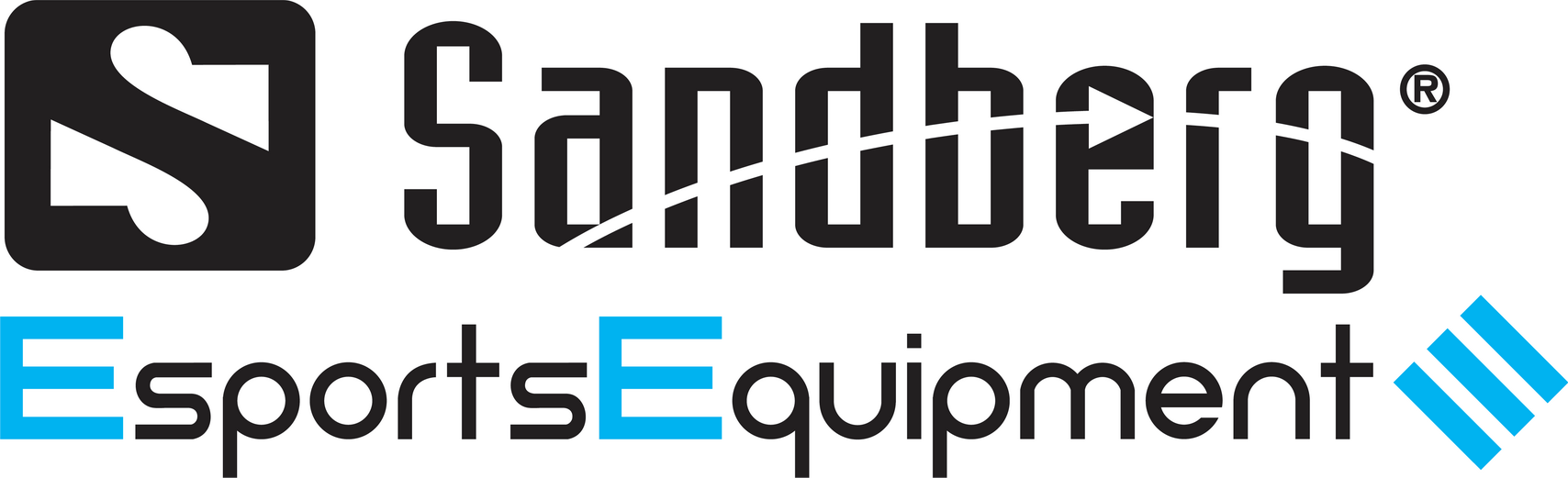 Sandberg Esports Equipment logo