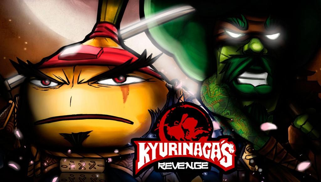 Kyurinaga's Revenge logo
