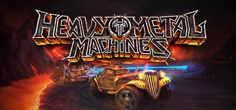 Heavy Metal Machines logo