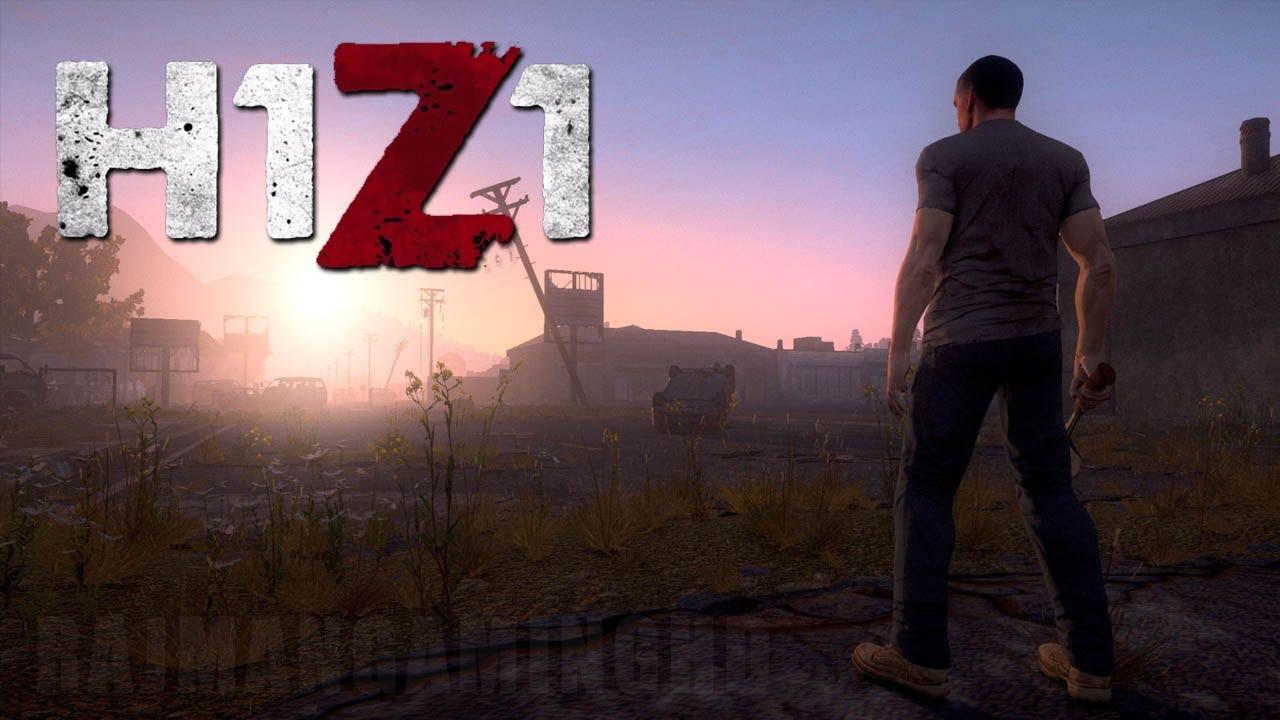 H1Z1 header image