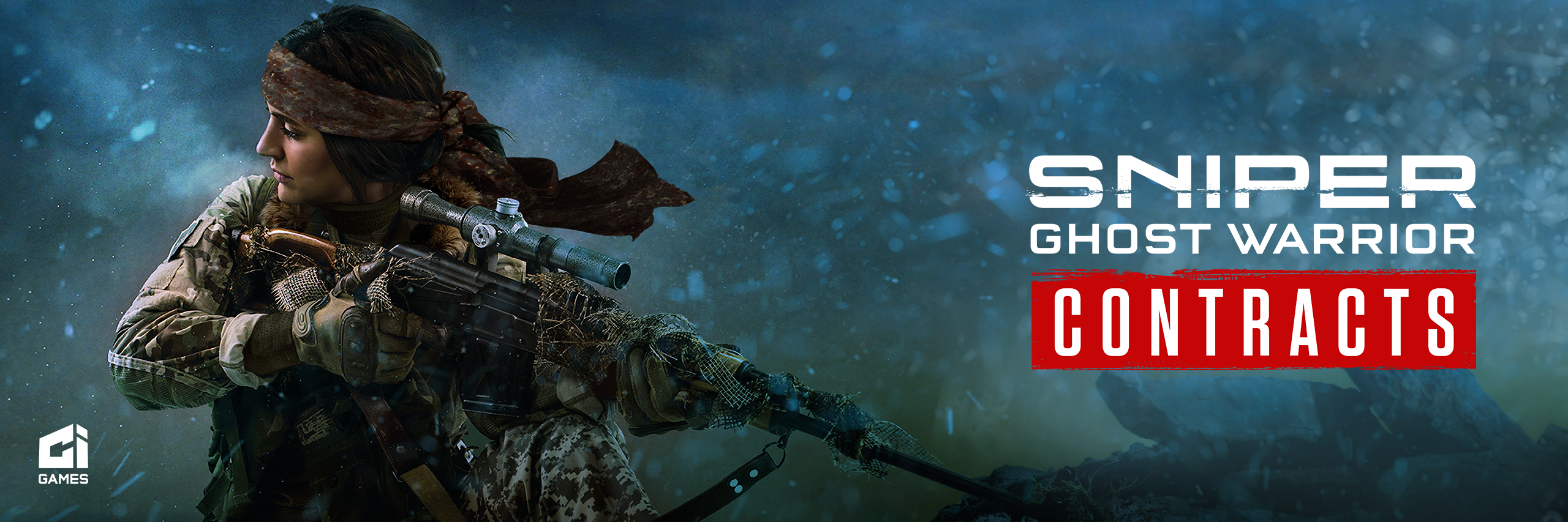 Sniper Ghost Warrior Contracts by CI Games