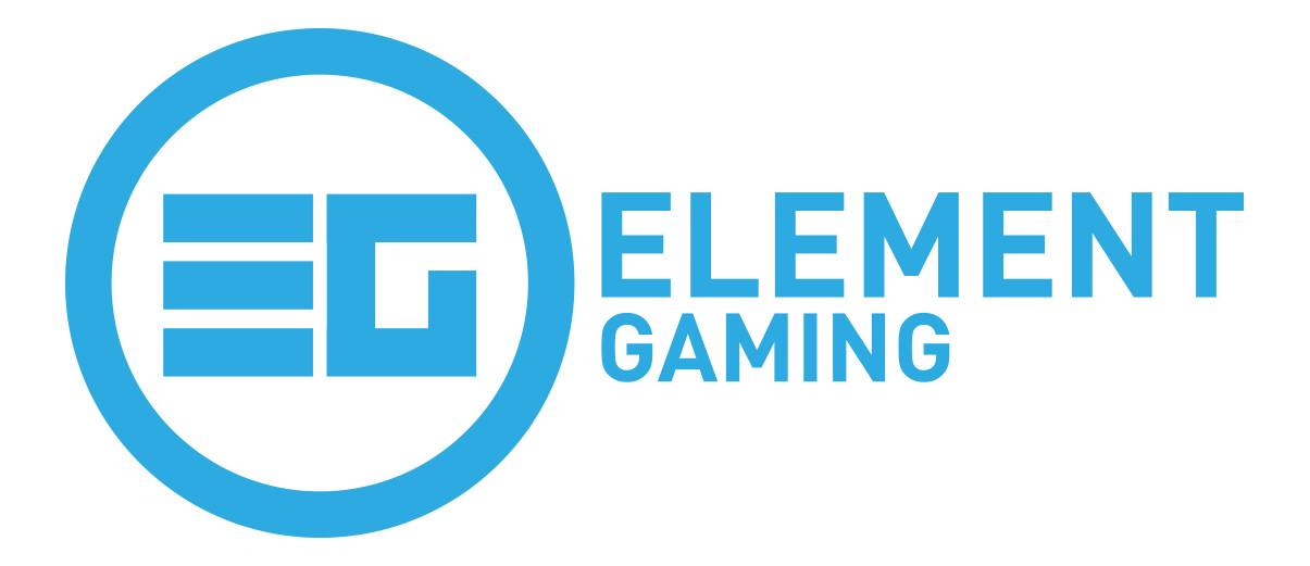 Element Gaming Header