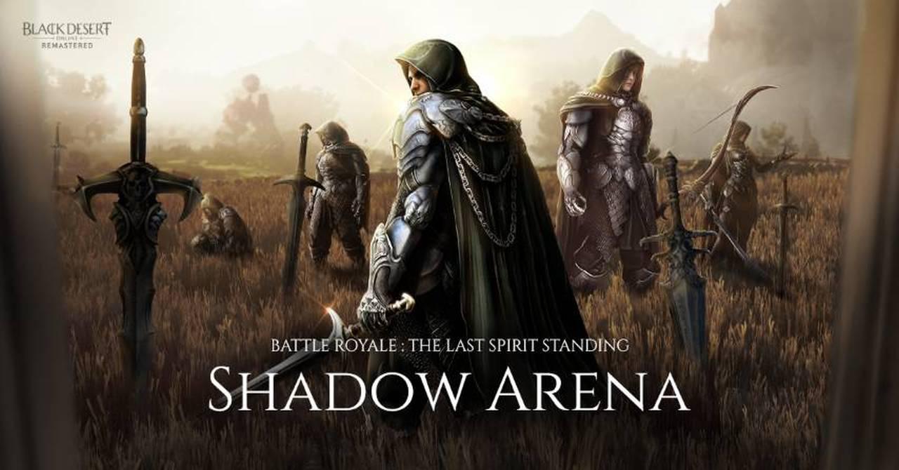 Black Desert Online Shadow Arena logo