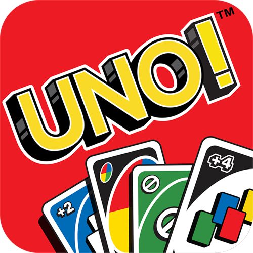 UNO! for mobile logo