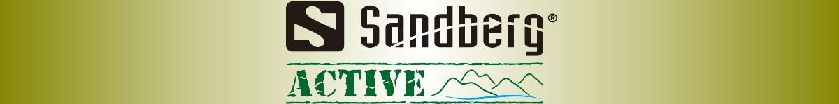 Sandberg Active range logo