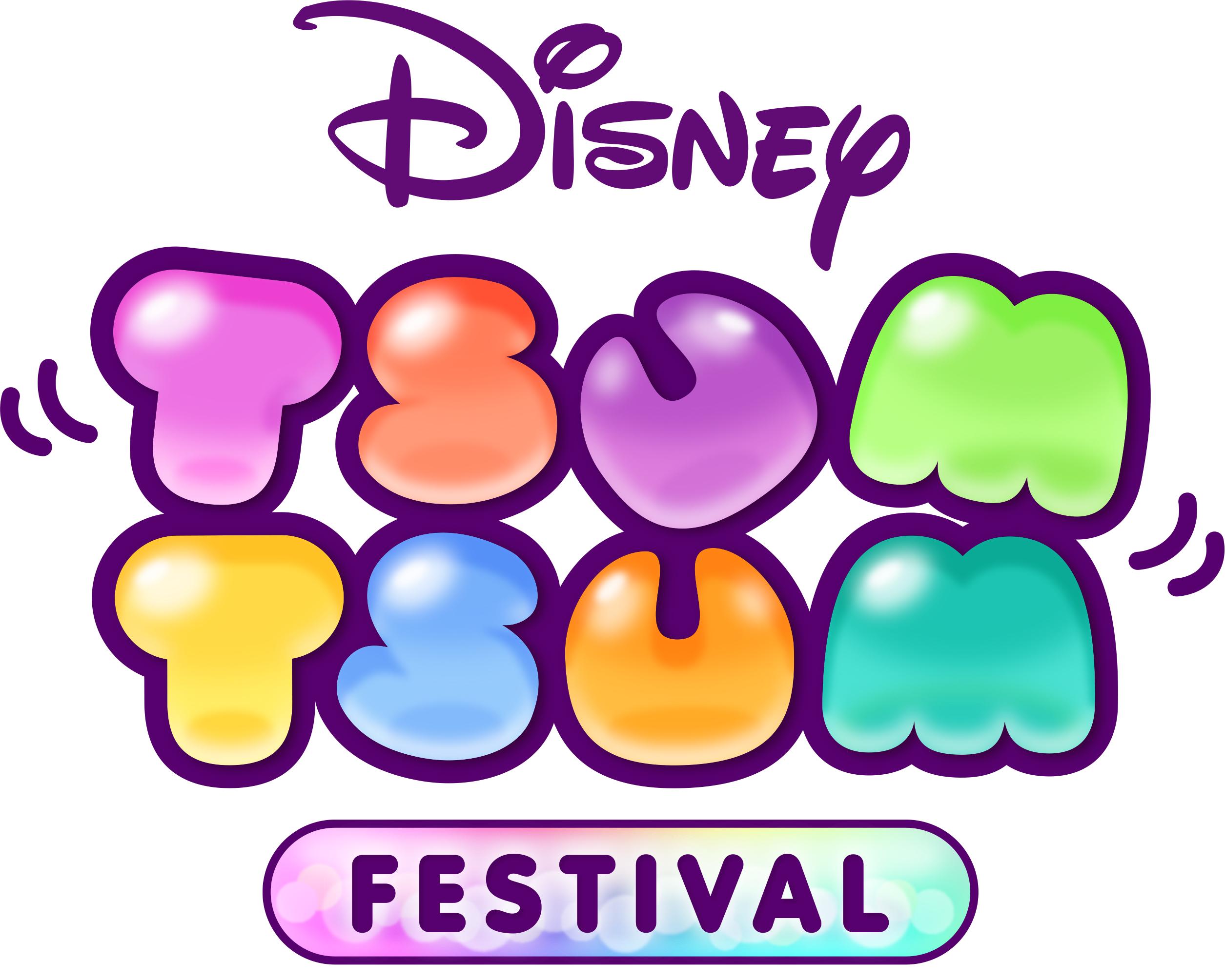 Disney's Tsum Tsum Festival logo