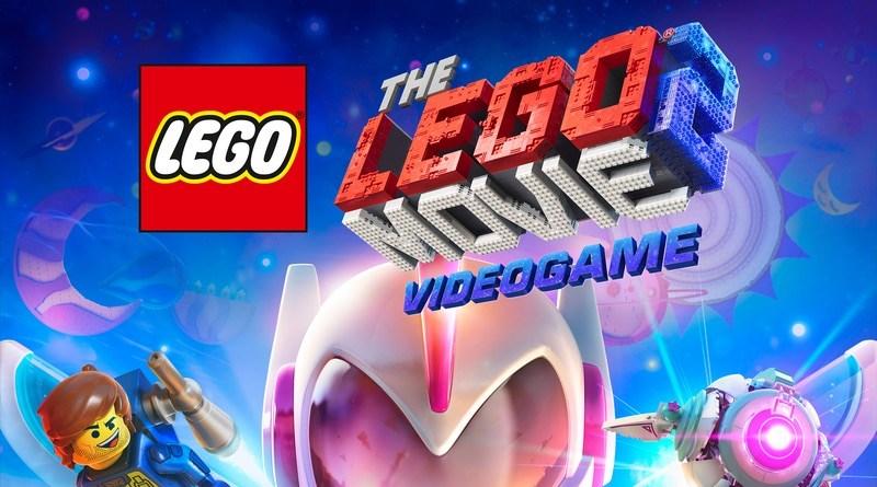 The LEGO Movie 2 videogame logo
