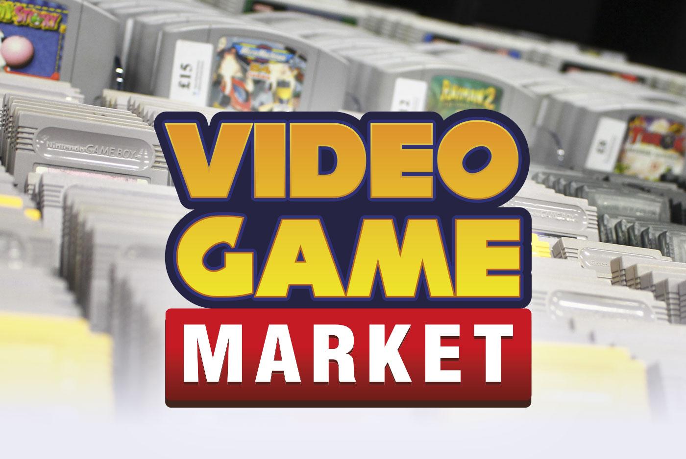 Video Game Market logo