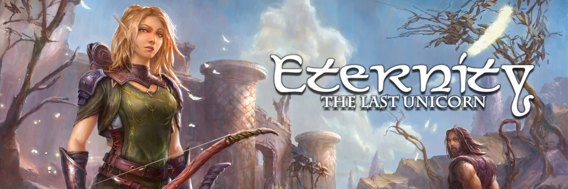 Eternity: The Last Guardian logo