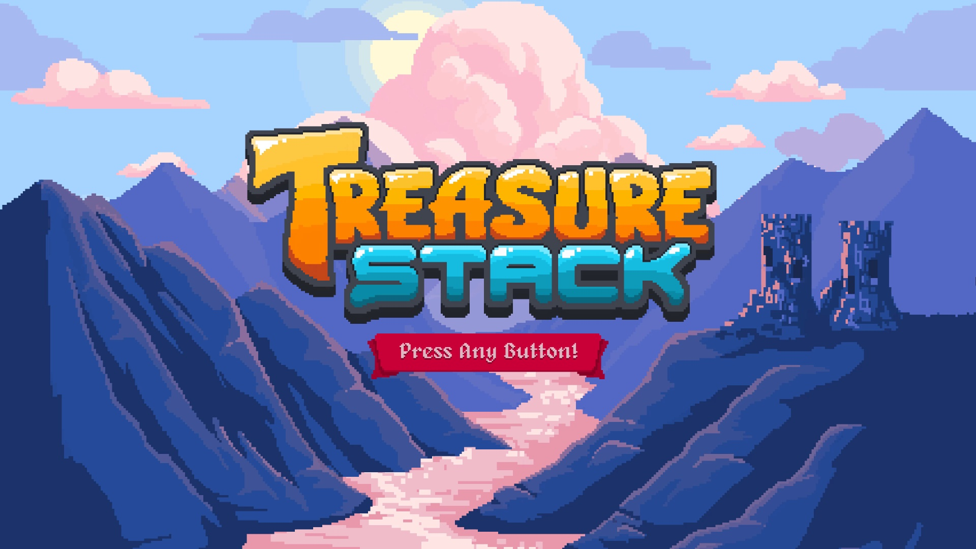 Treasure Stack logo