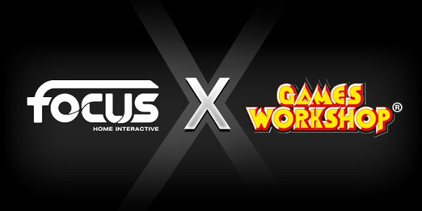 Focus Home Interactive Games Workshop logo