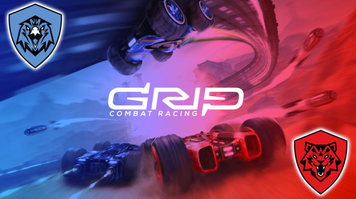 GRIP: Combat Racing logo