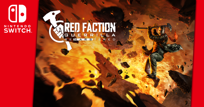 Red Faction Guerrilla for Nintendo Switch
