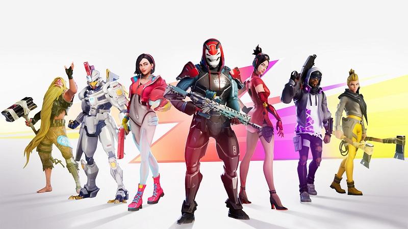 Fortnite Season 9 characters