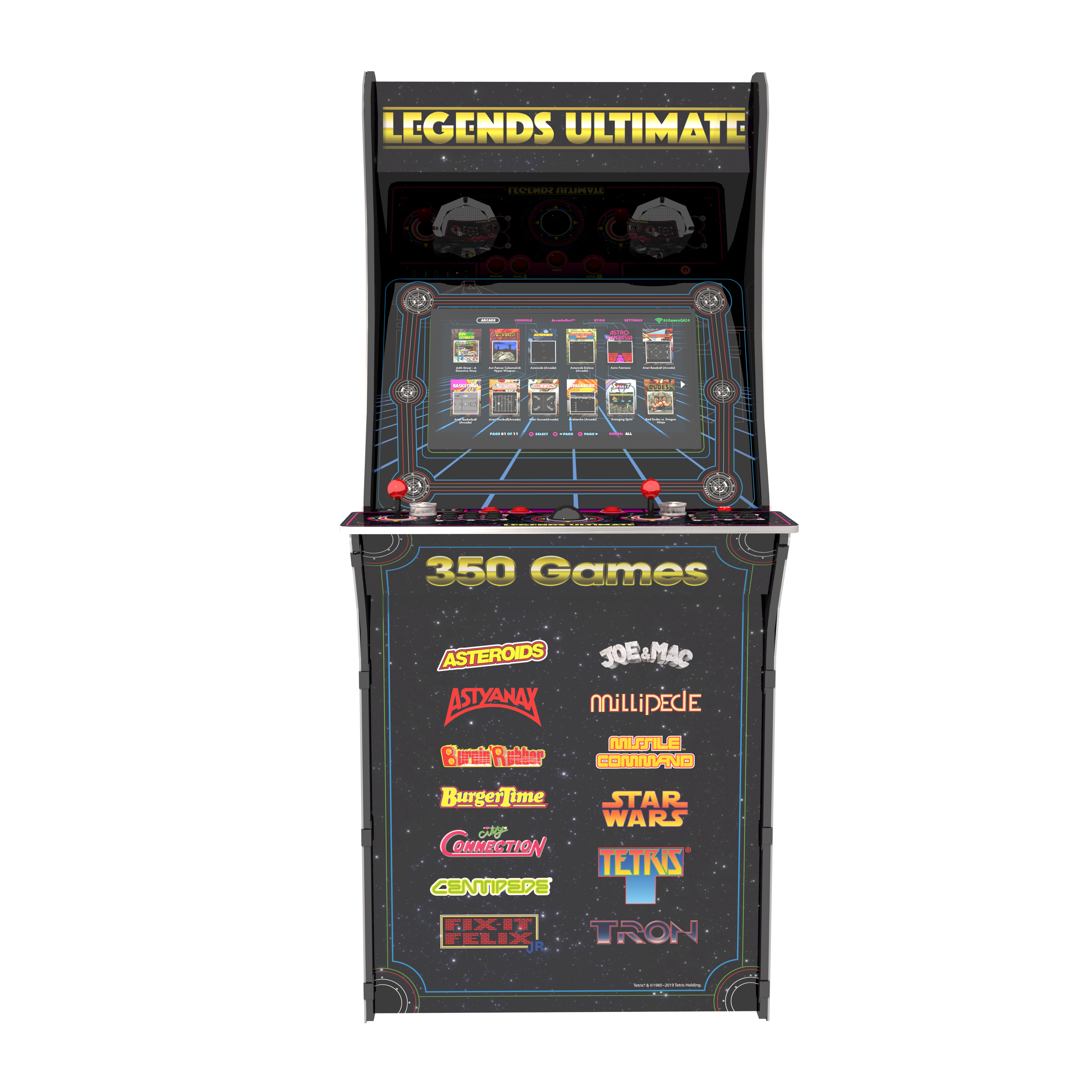 AtGames new, full-sized, Legends Ultimate Arcade Machine
