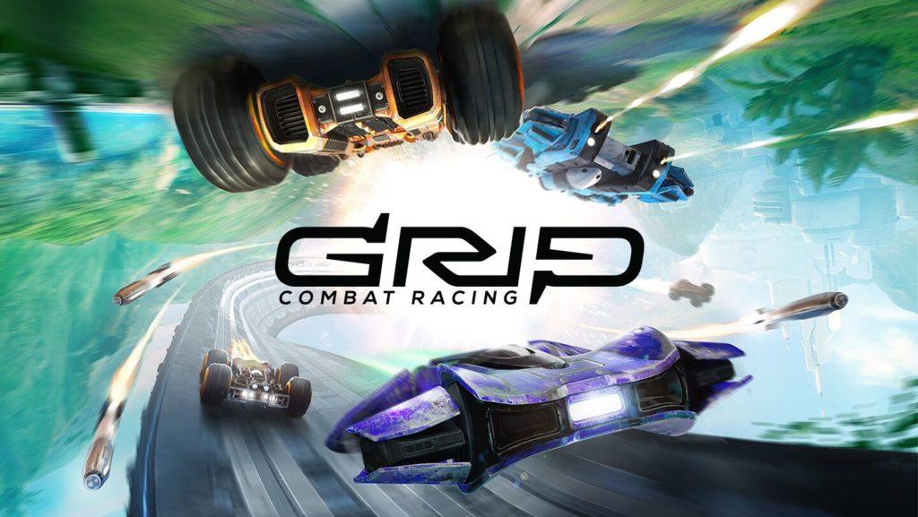 GRIP: Combat Racing Airblades Update