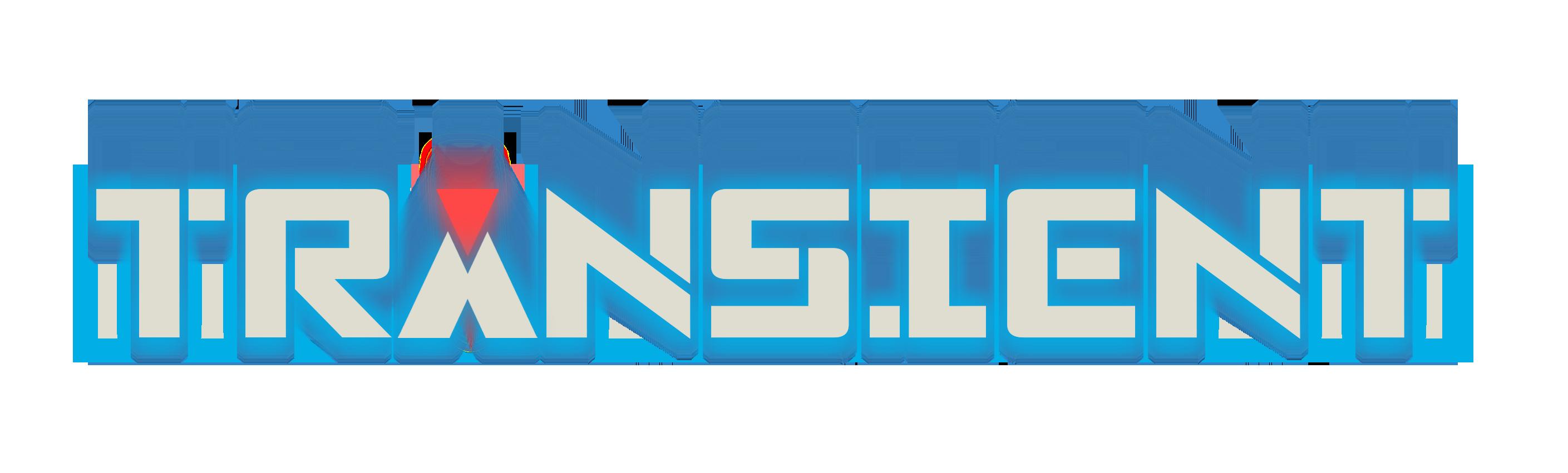 Transient logo