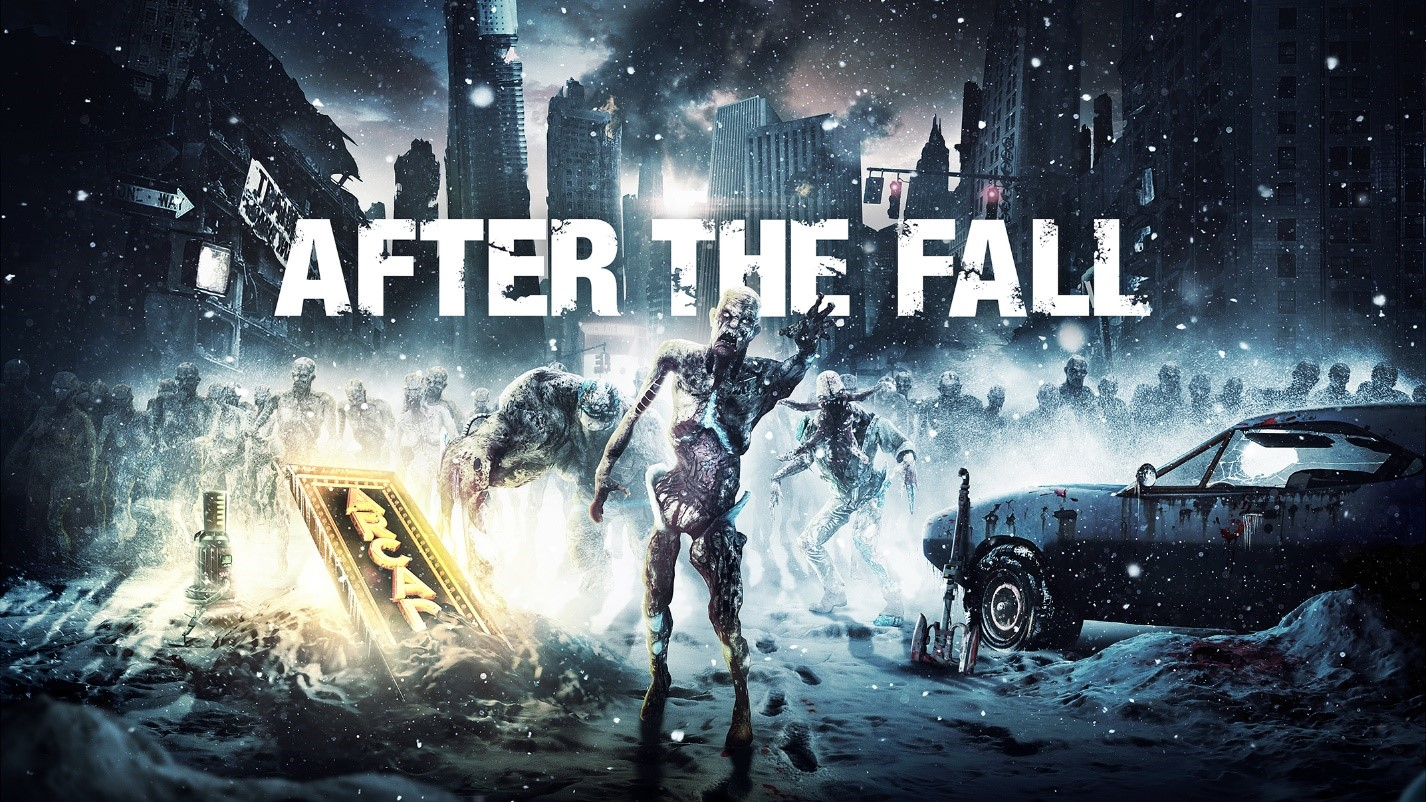 Vertigo Games' After The Fall logo