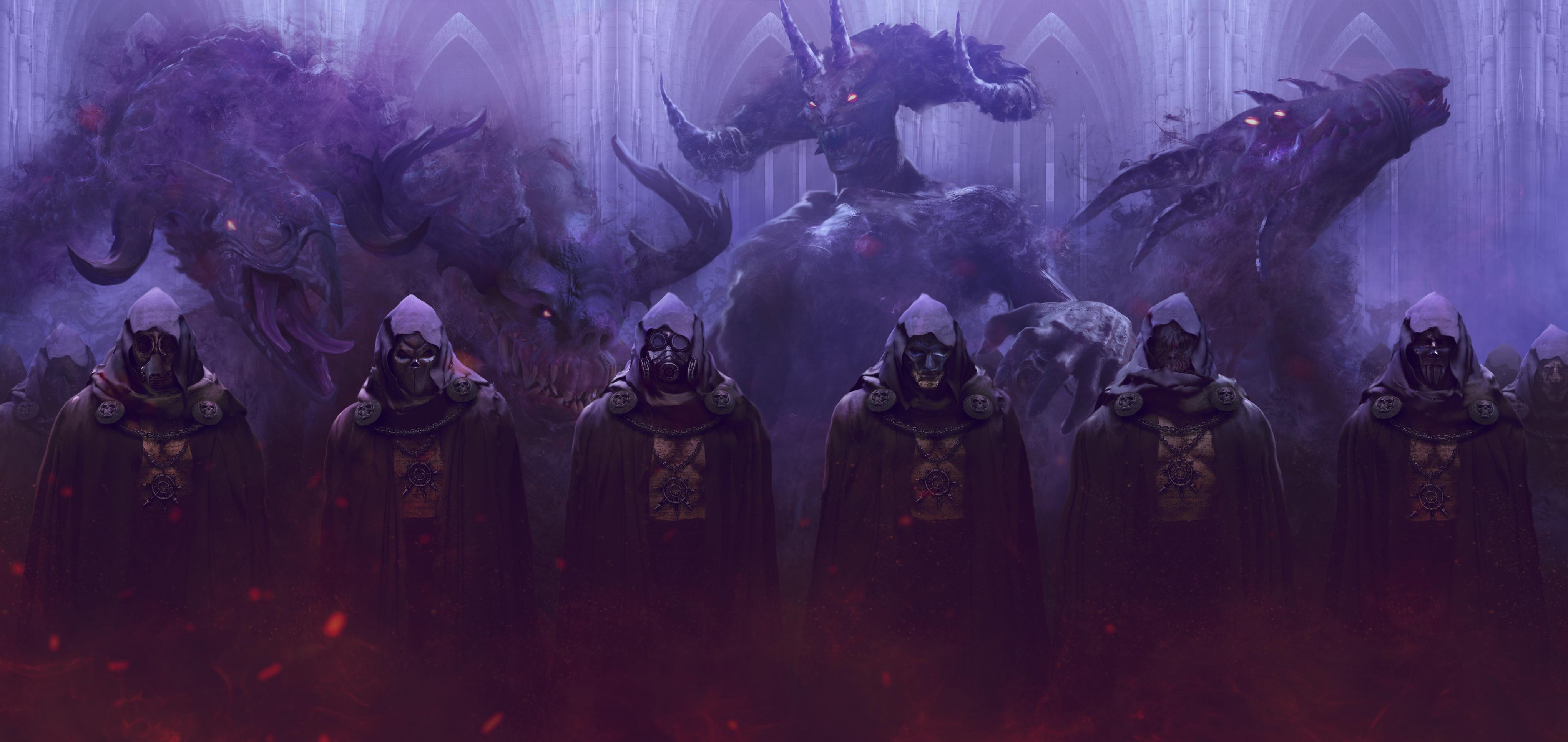 Battlefleet Gothic: Armada 2 Chaos Campaign artwork
