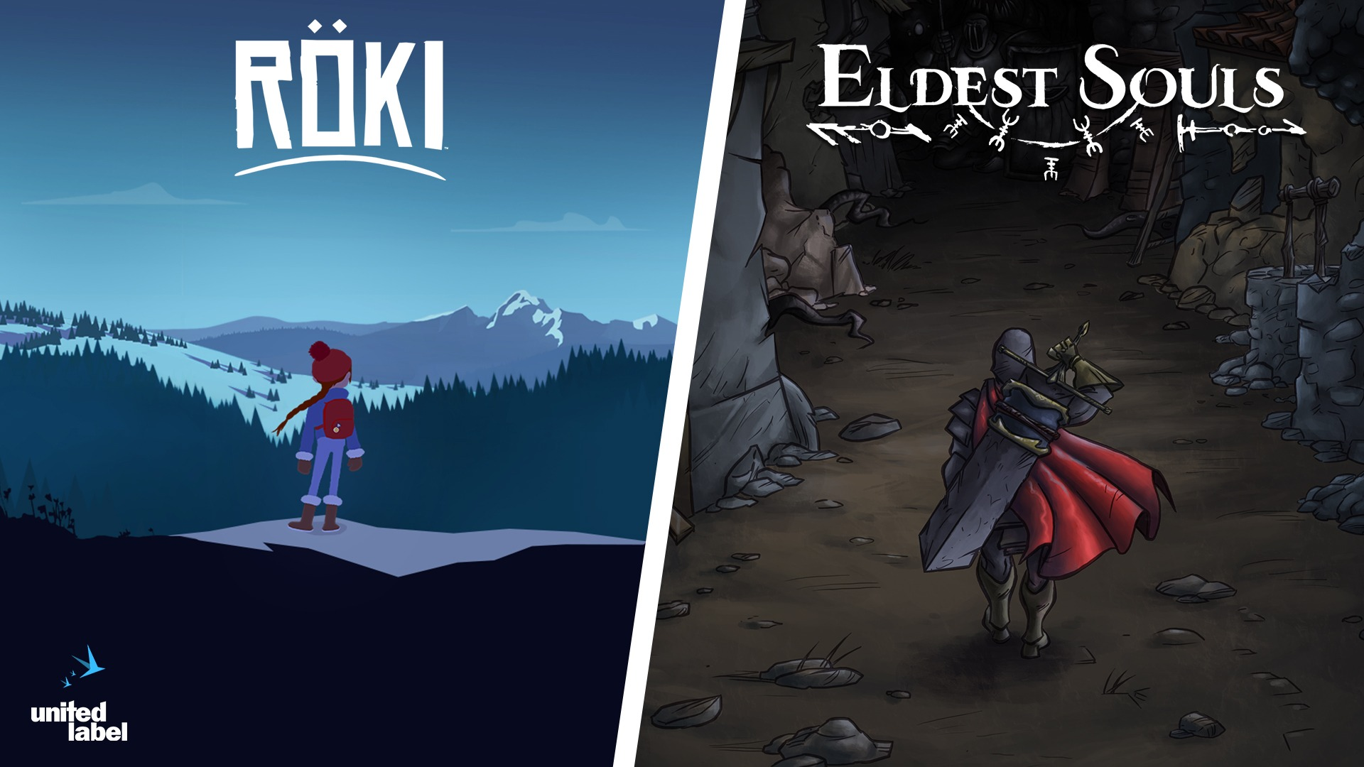 CI Games' United Label titles Röki & Eldest Souls CI Games