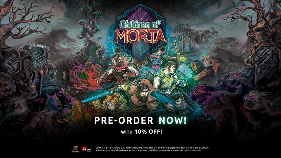 Children of Morta steam free preview