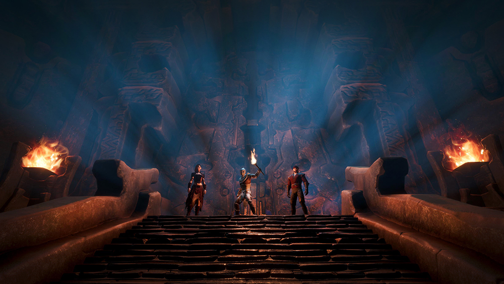 Conan Exiles new Endgame Dungeon The Warmaker's Sanctuary