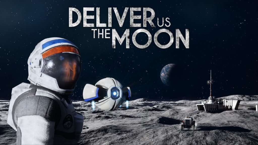 Wired Production's and KeokeN Interactive's Deliver Us The Moon logo