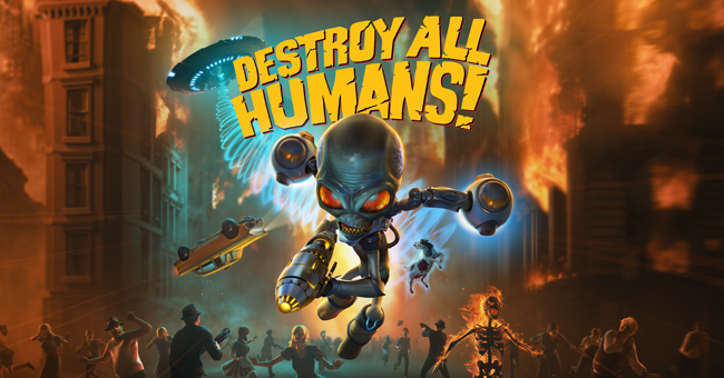 Destroy All Humans logo