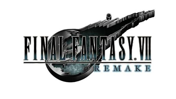Final Fantasy VII Remake (FFVII Remake) logo