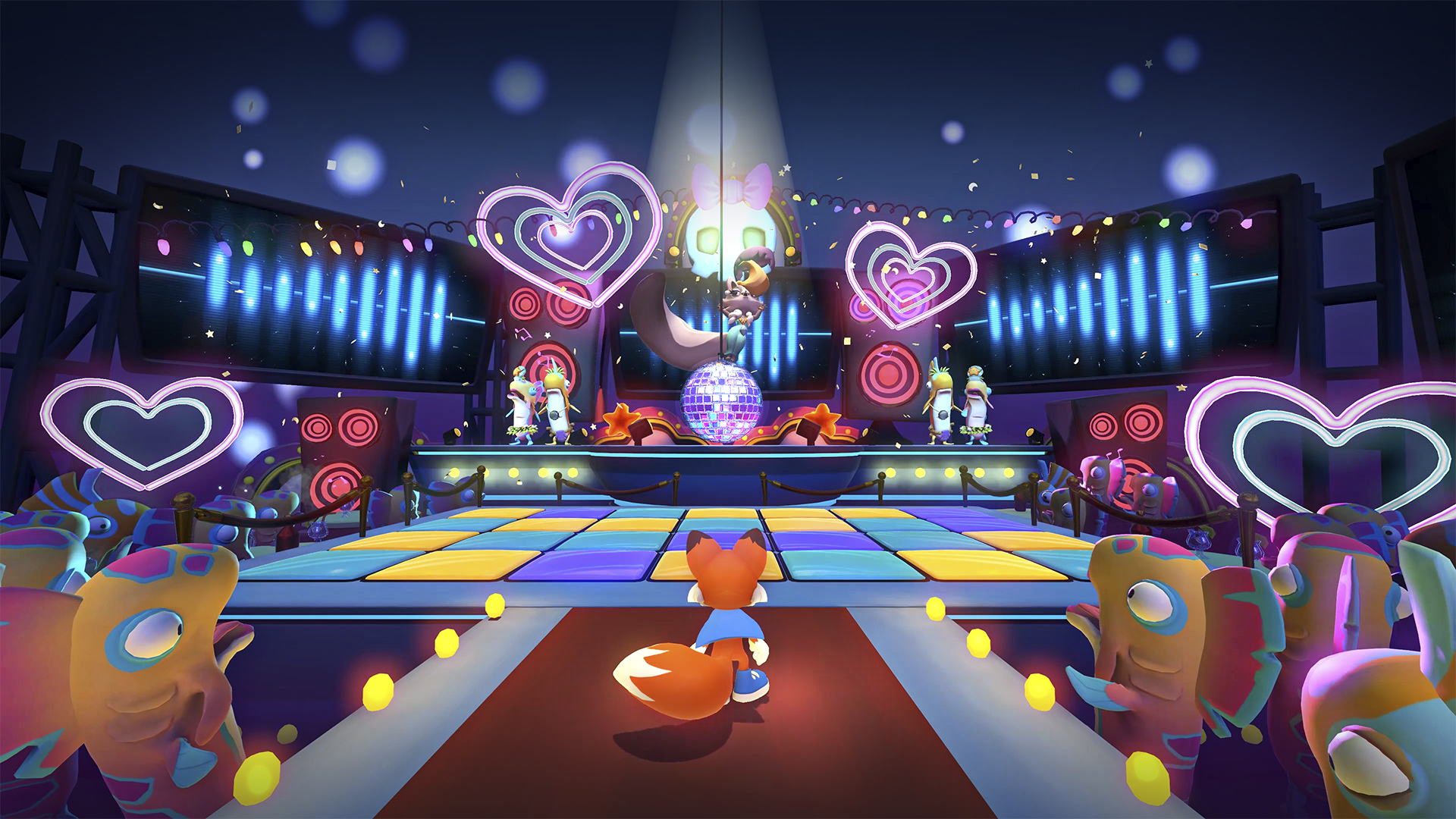 New Super Lucky's Tale Screenshot