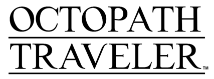 Octopath Traveler logo