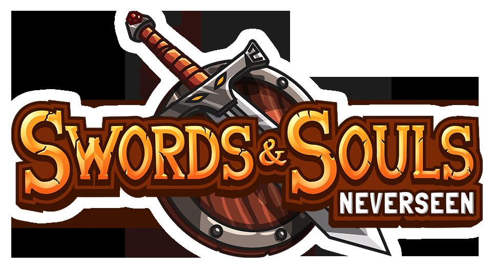 Swords & Souls: Neverseen logo