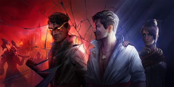 Event Horizon's Dark Envoy artwork