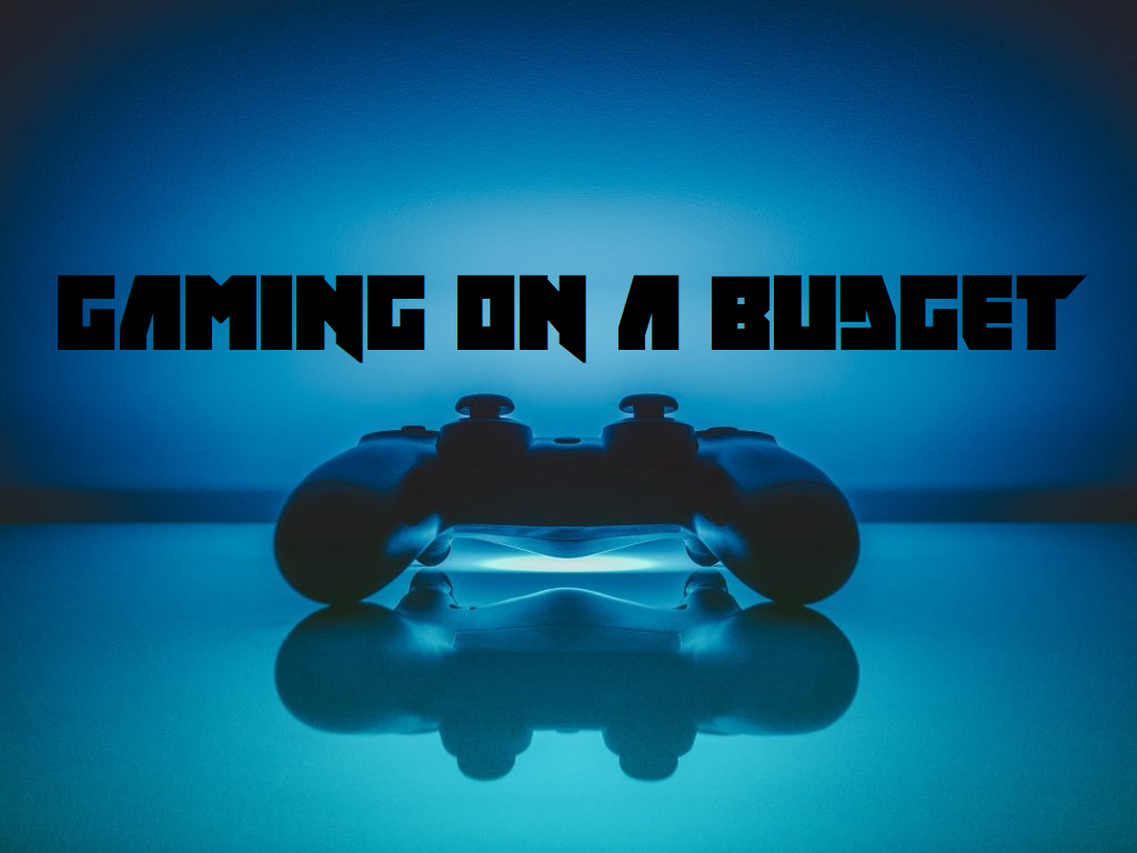Gaming on a Budget PS4 Controller