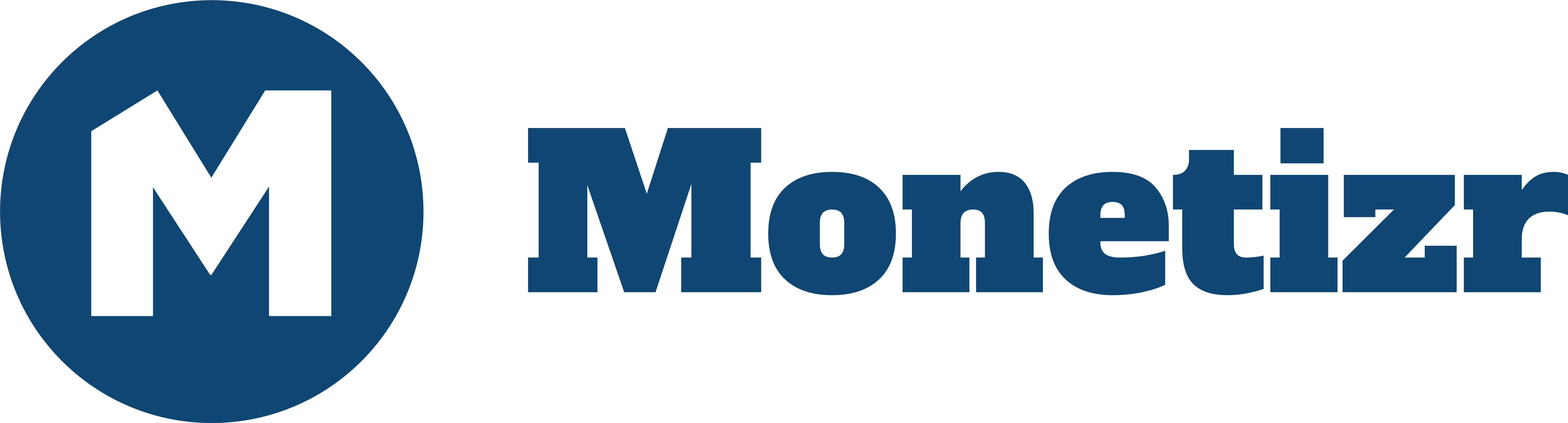 Monetizr logo
