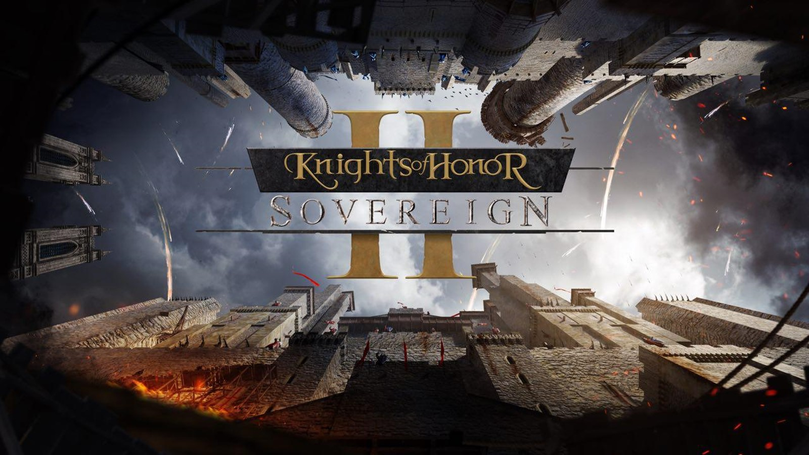 Knights of Honor II: Sovereign logo