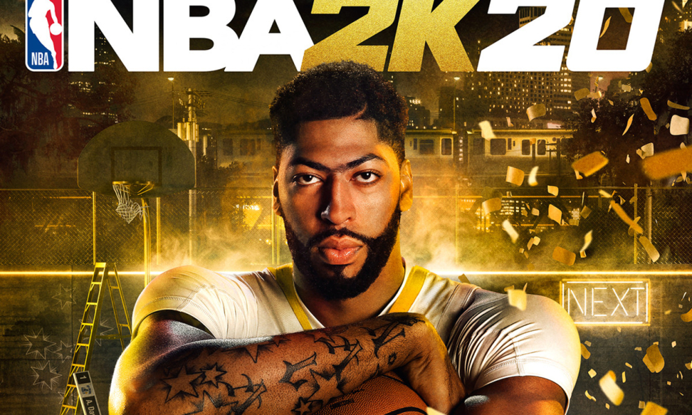 nba2k20 logo for NBA 2K League