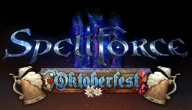 Spellforce Bavarian Oktoberfest logo