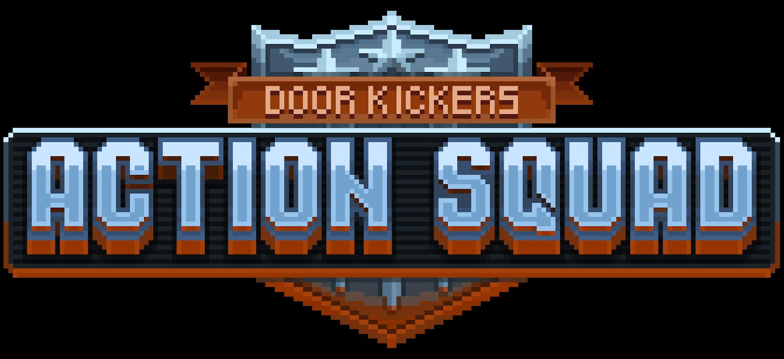 Door Kickers: Action Squad logo