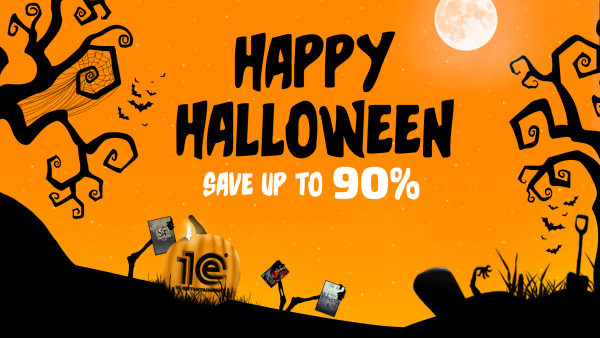 haloween steam sale logo