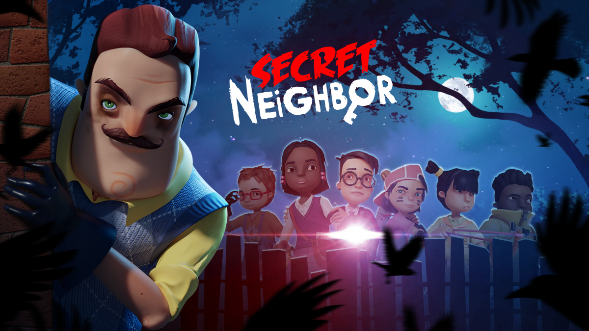 secret neighbor logo