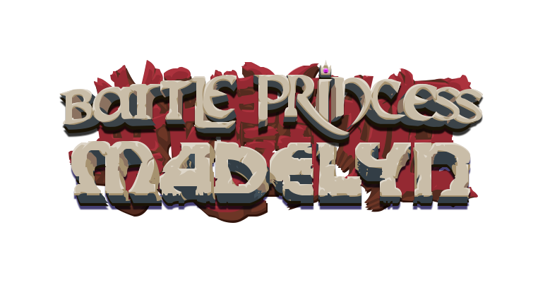 Battle Princess Madelyn Logo