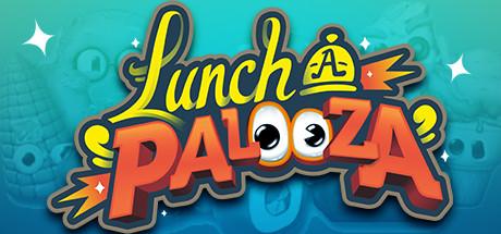Lunch A Palooza logo