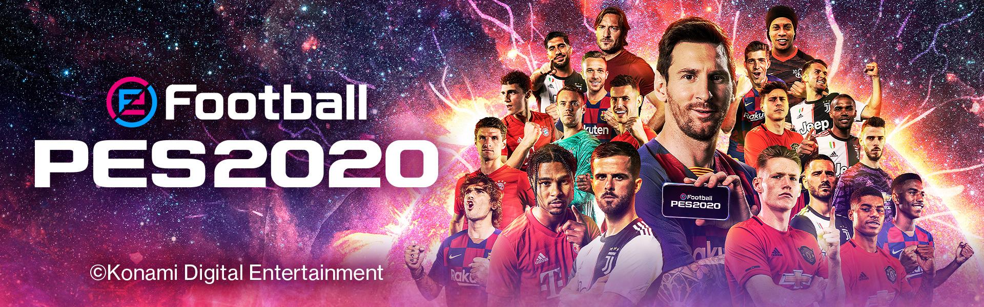 eFootball PES 2020 Mobile logo