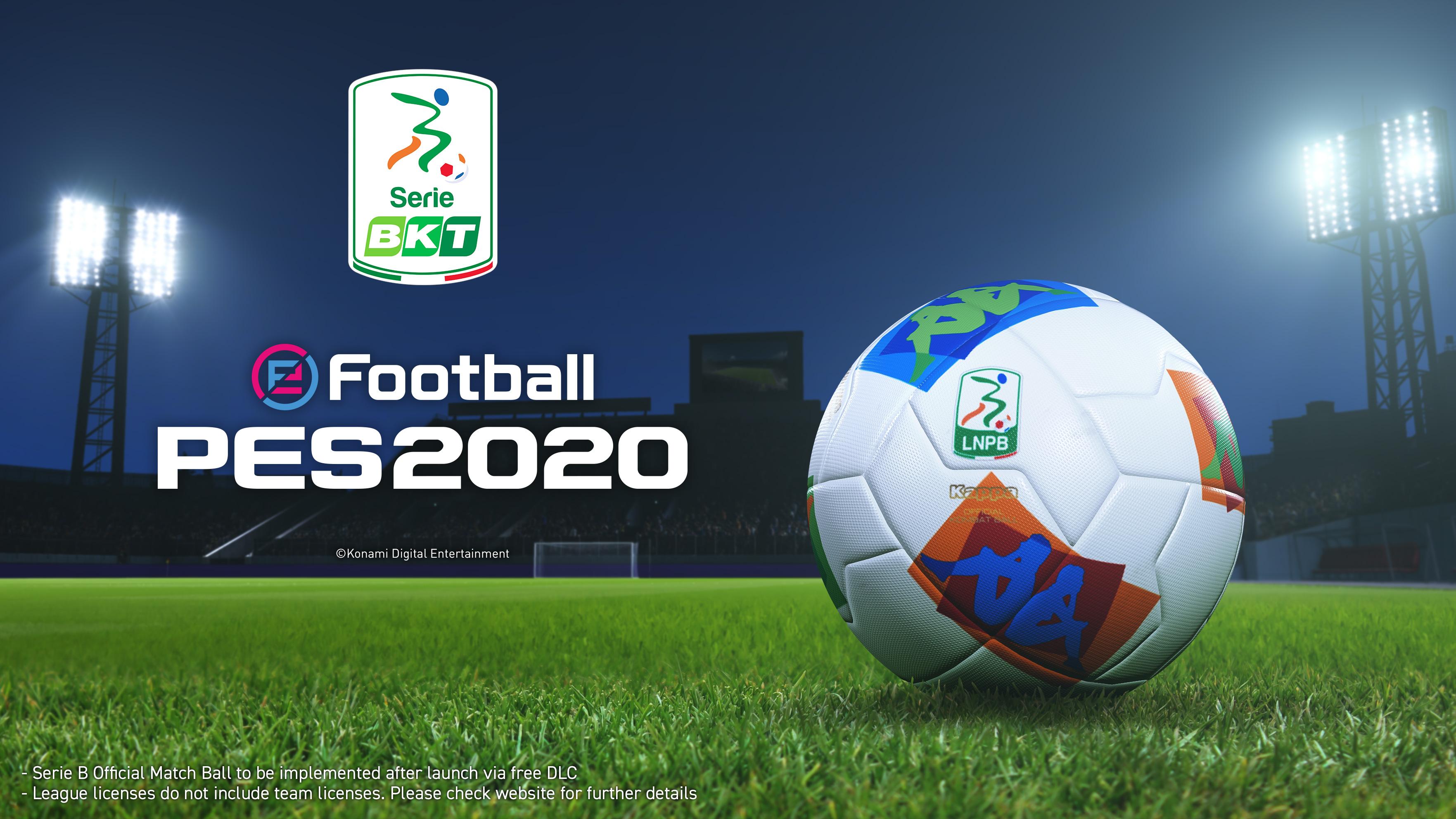 PES2020 Logo