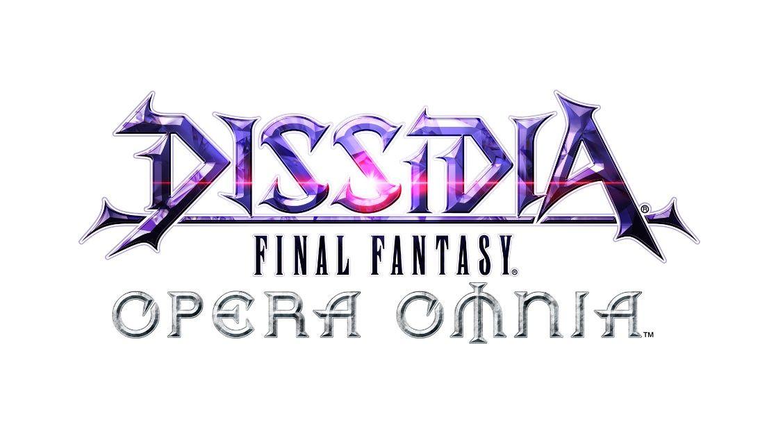 DISSIDIA FINAL FANTASY OPERA OMNIA logo