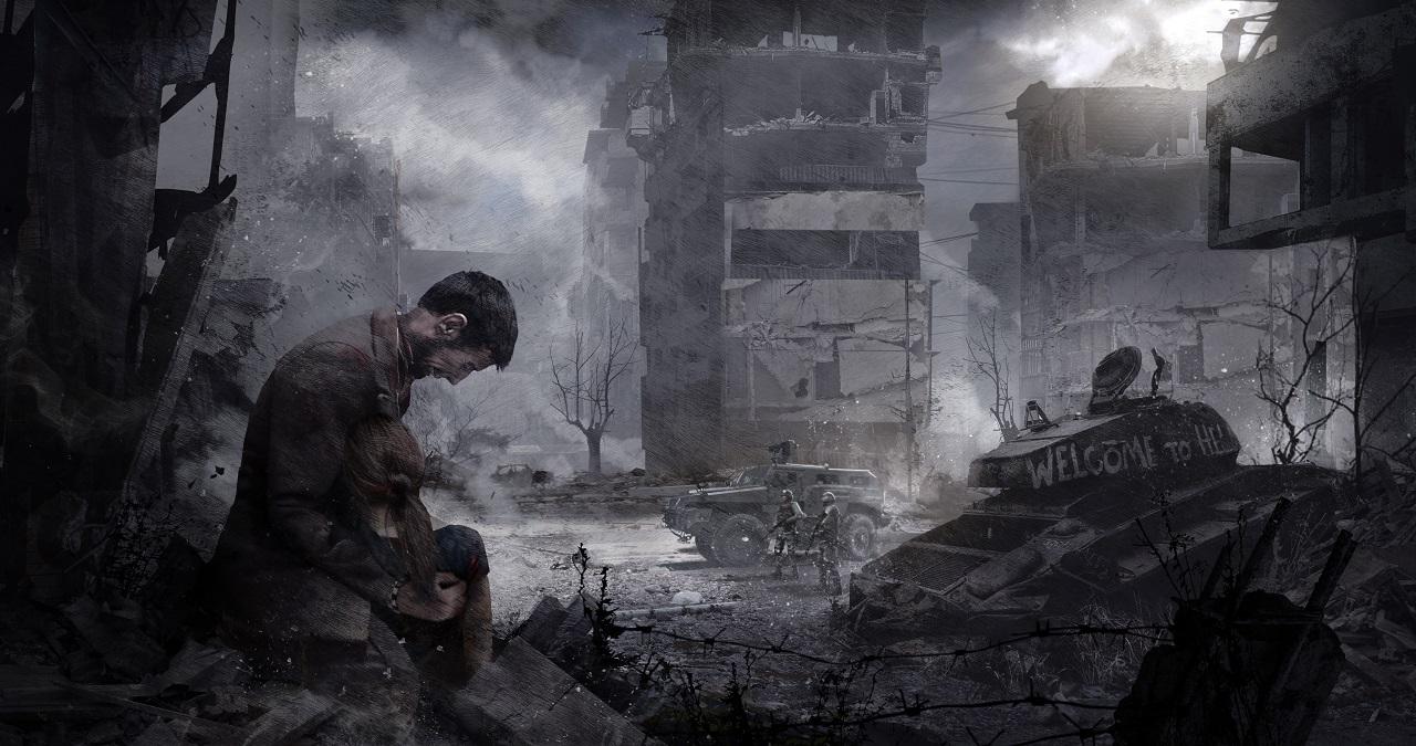 This War of Mine: Final Cut artwork