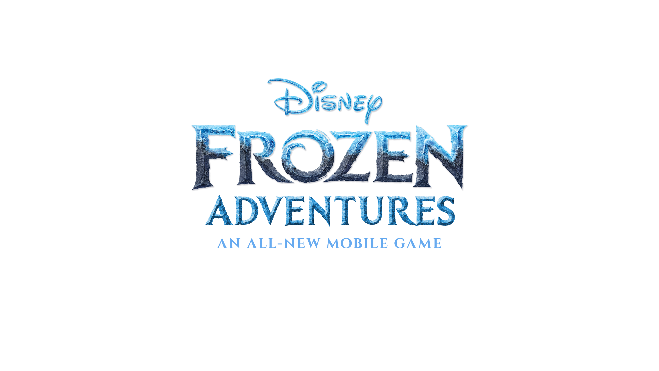 Disney Frozen Adventures logo