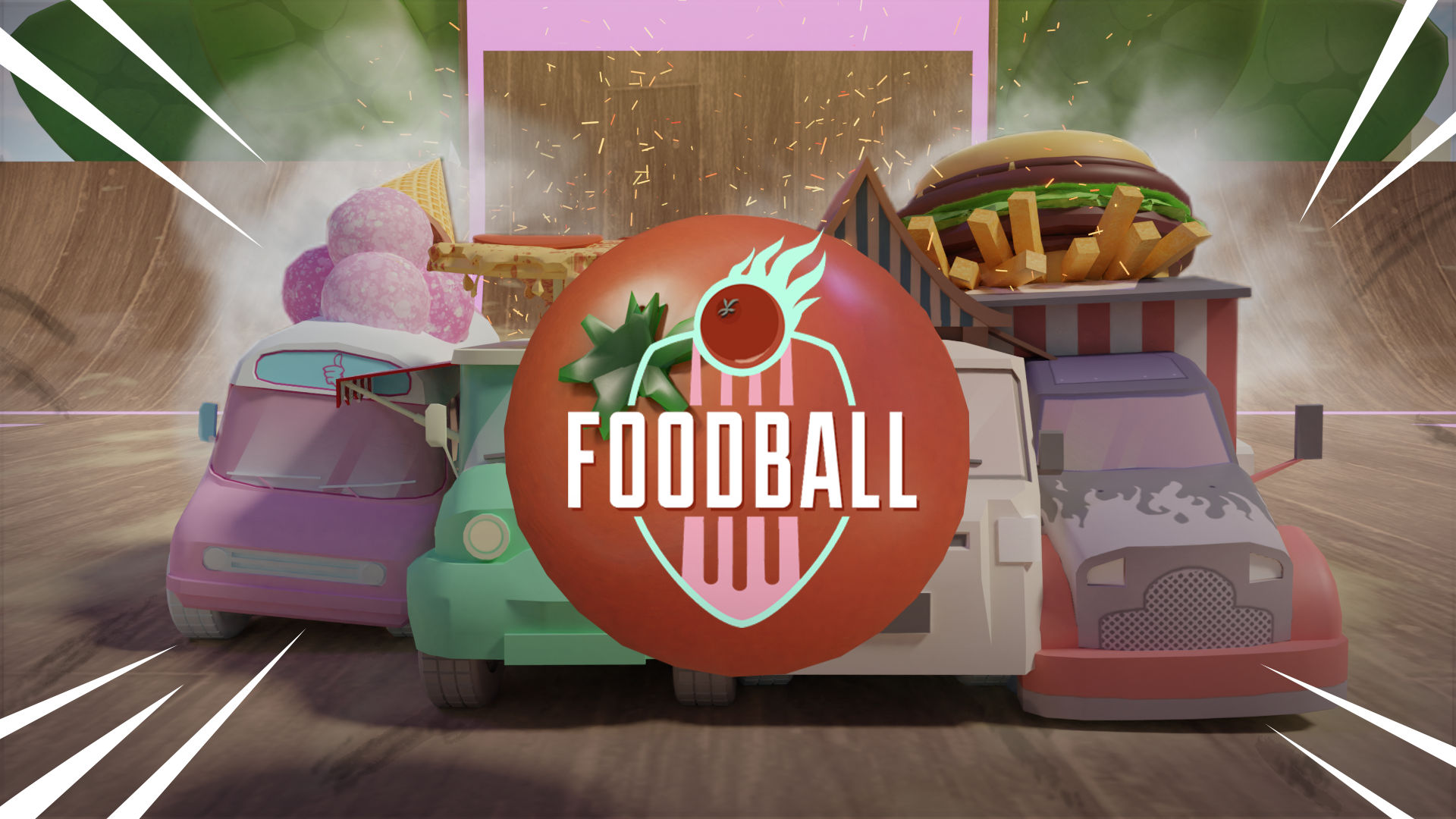 FoosBall logo
